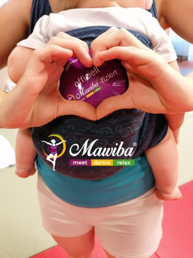 MAWIBA® Mama-Baby-Tanz