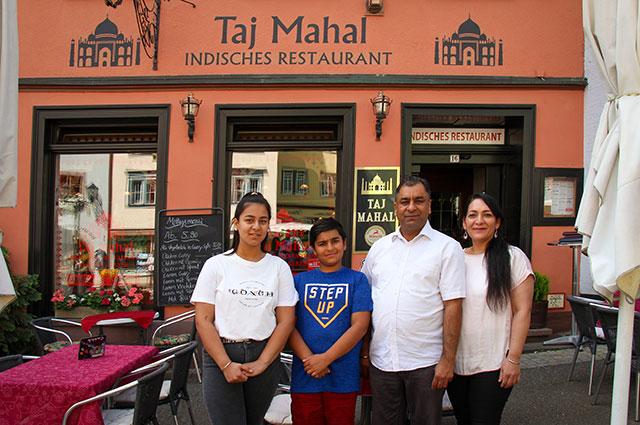 Taj Mahal Inhaber