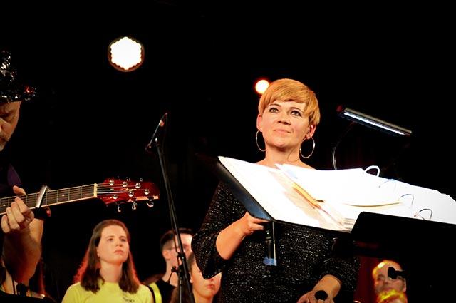 Chorkonzert mit starken Sängerinnen und Sängern macht ihrem Motto alle Ehre