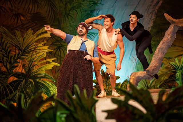 Dschungelbuch - das Musical - für die ganze Familie!