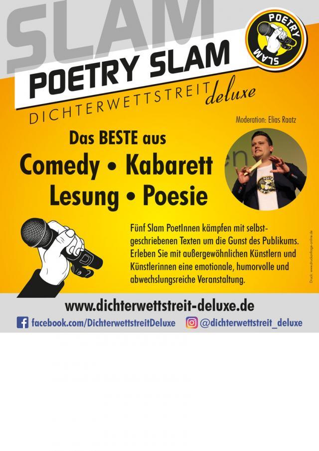 Poetry Slam Villingen-Schwenningen: Dichterwettstreit deluxe