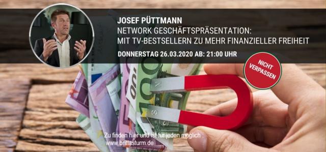 Network Geschäftspräsentation
