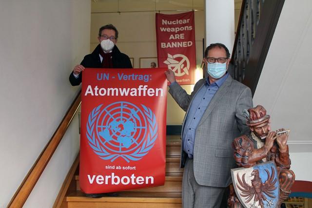Atomwaffen sind verboten