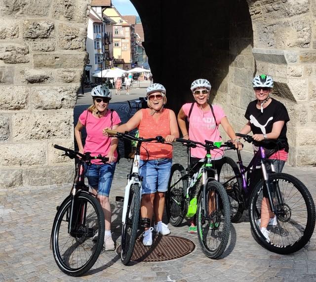 Neue E-Bike-Stadtführung geht an den Start