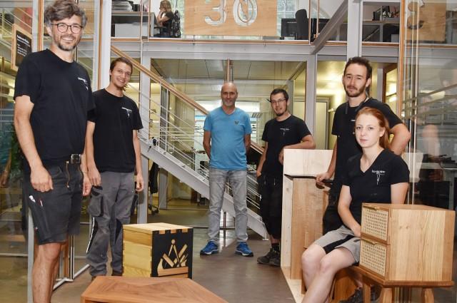LOK Projekt Holzmanufaktur Rottweil 2020