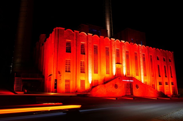 Night of Light Kraftwerk Rottweil