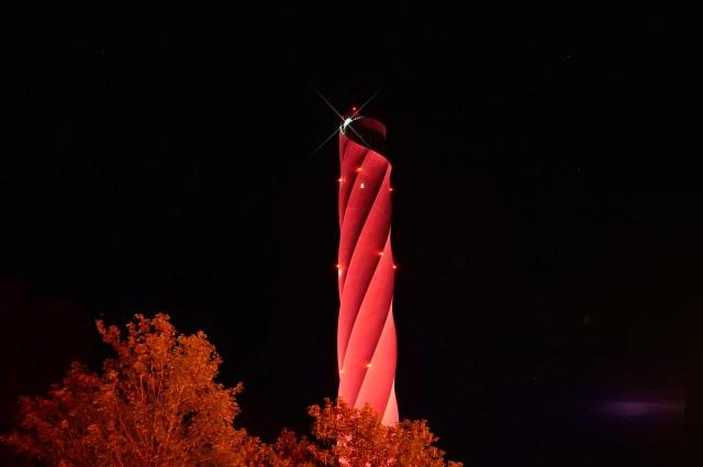 Night of Light Testturm Rottweil