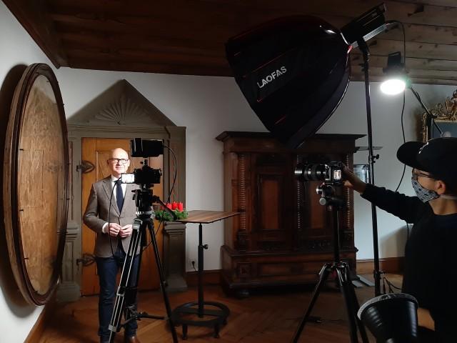Ralf Broß Filmaufnahmen