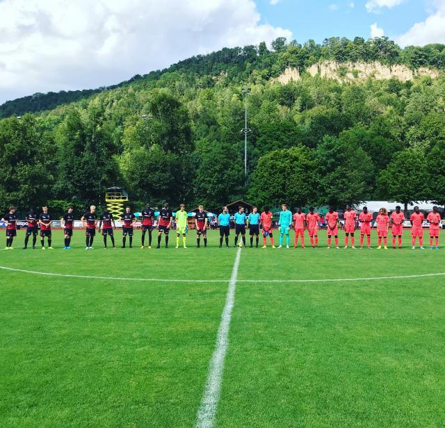 U19-Fußball-Turnier