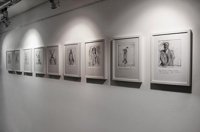 Ausstellung Frank Burkard