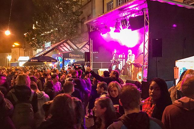 Impressionen vom Rottweiler Stadtfest 2019