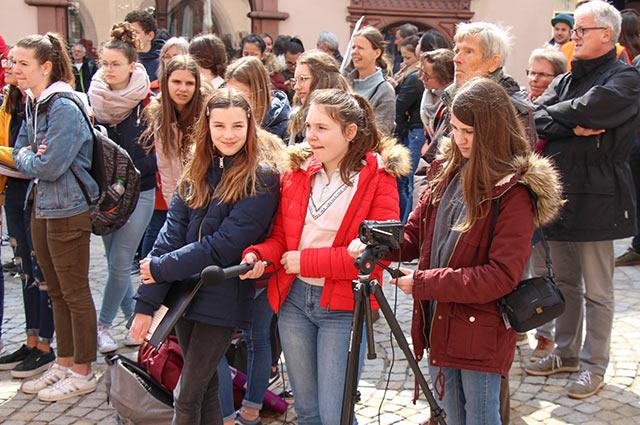 Schüler aus Dunningen