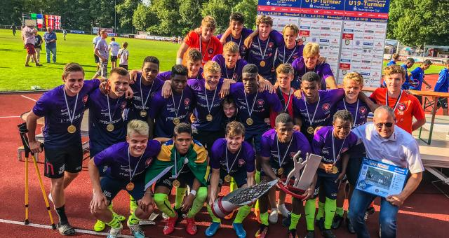 Turniersieger 2019 FC Midtjylland