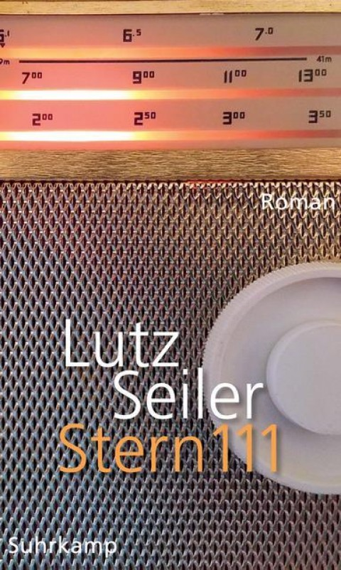 Buch Lutz Seiler, Stern 111