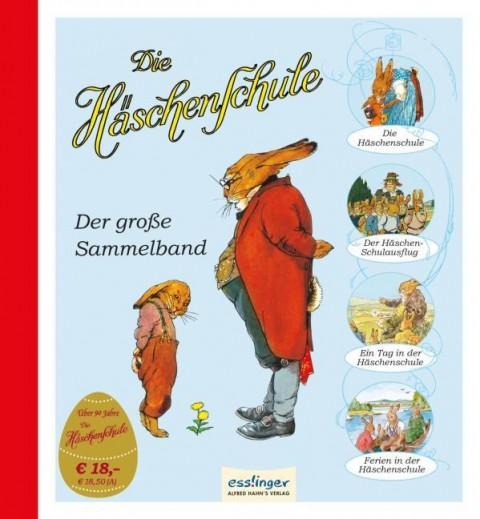 Buch Die Häschenschule - Der große Sammelband