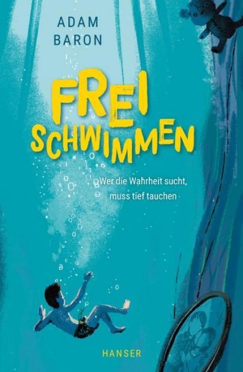 Buch Adam Baron, Freischwimmen