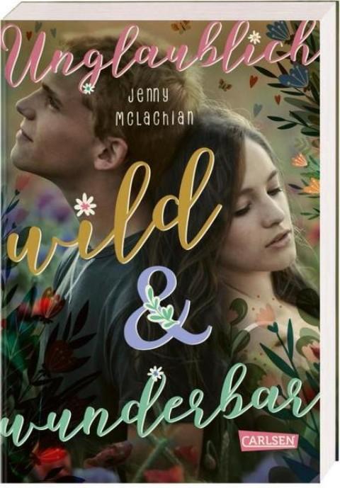 Buch Jenny Mclachlan, Unglaublich wild und wunderbar
