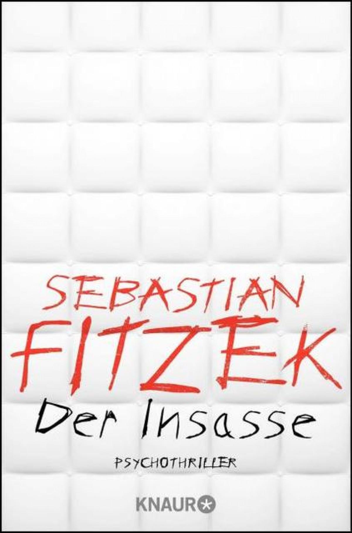 Buch Sebastian Fitzek, Der Insasse
