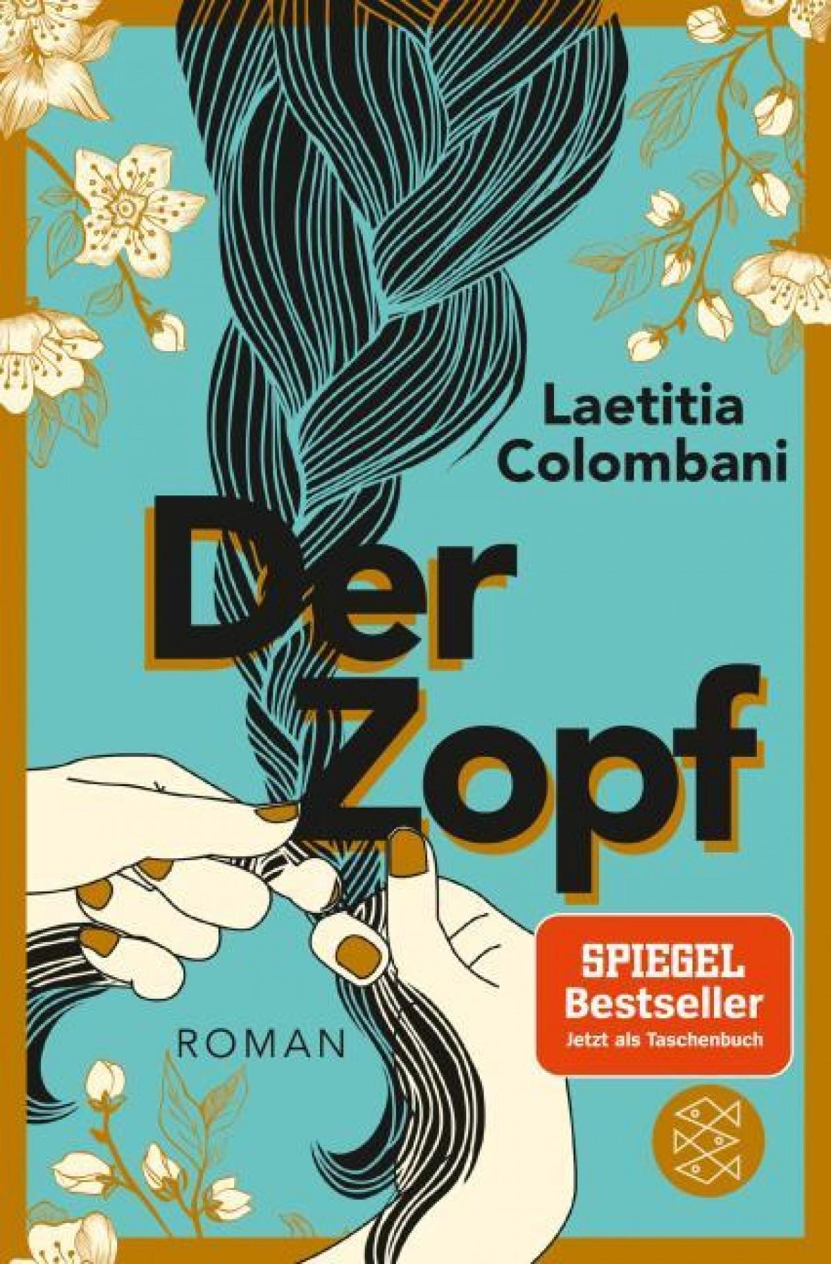 Buch Laetitia Colombani, Der Zopf