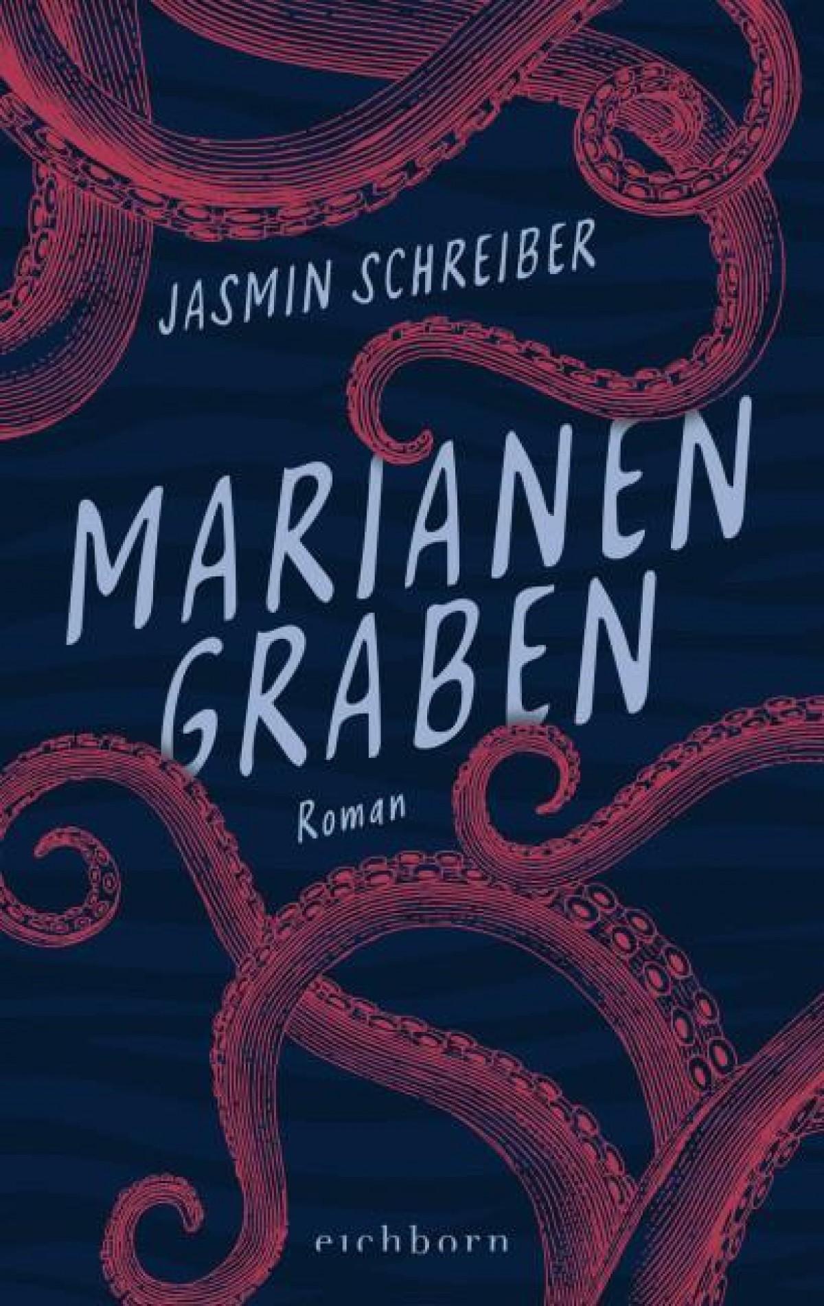 Buch Jasmin Schreiber, Marianengraben