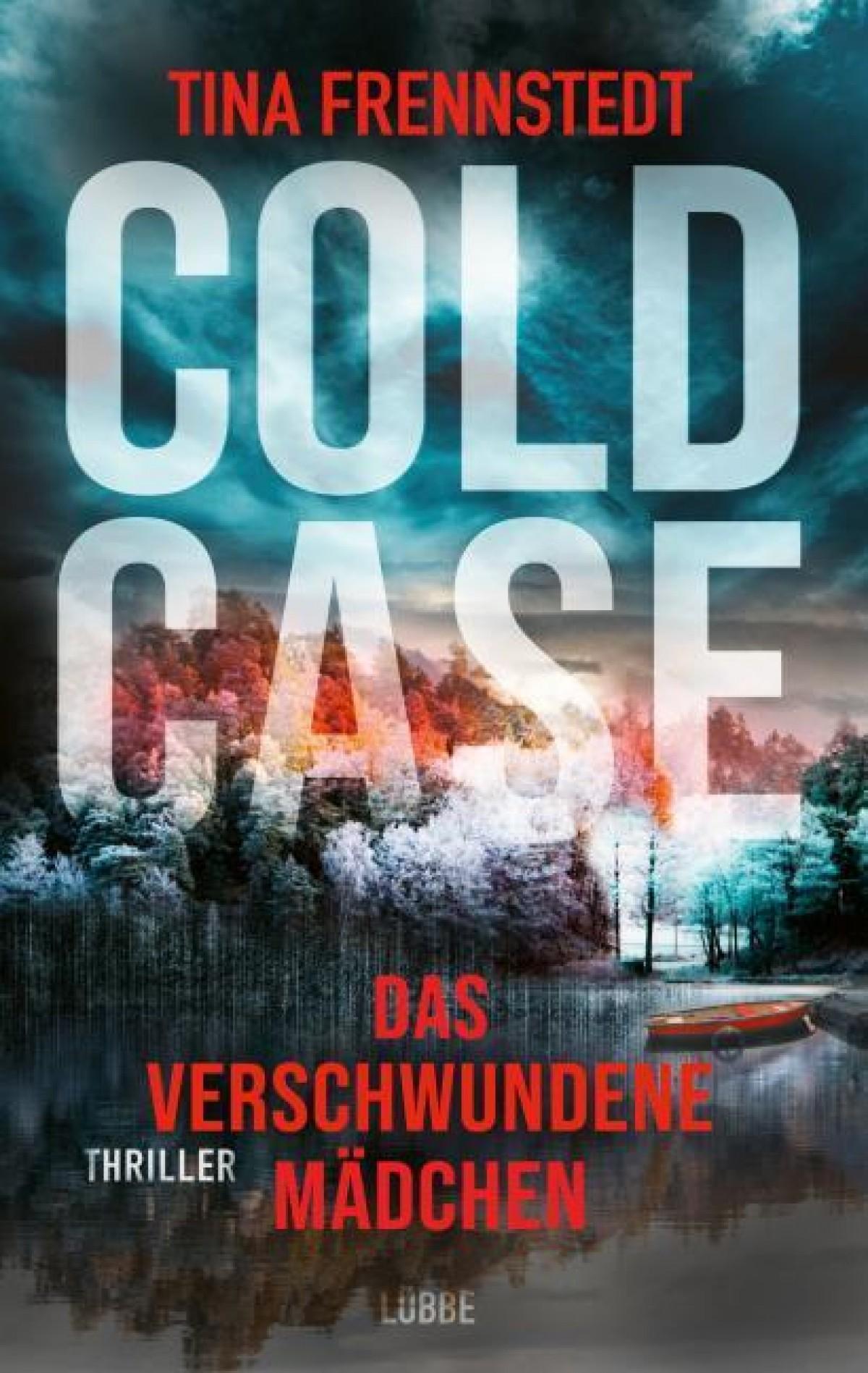 Buch Tina Frennstedt, Cold Case