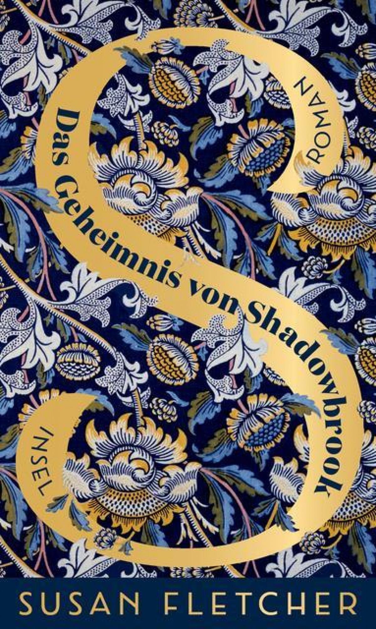 Buch Susan Fletcher, Das Geheimnis von Shadowbrook