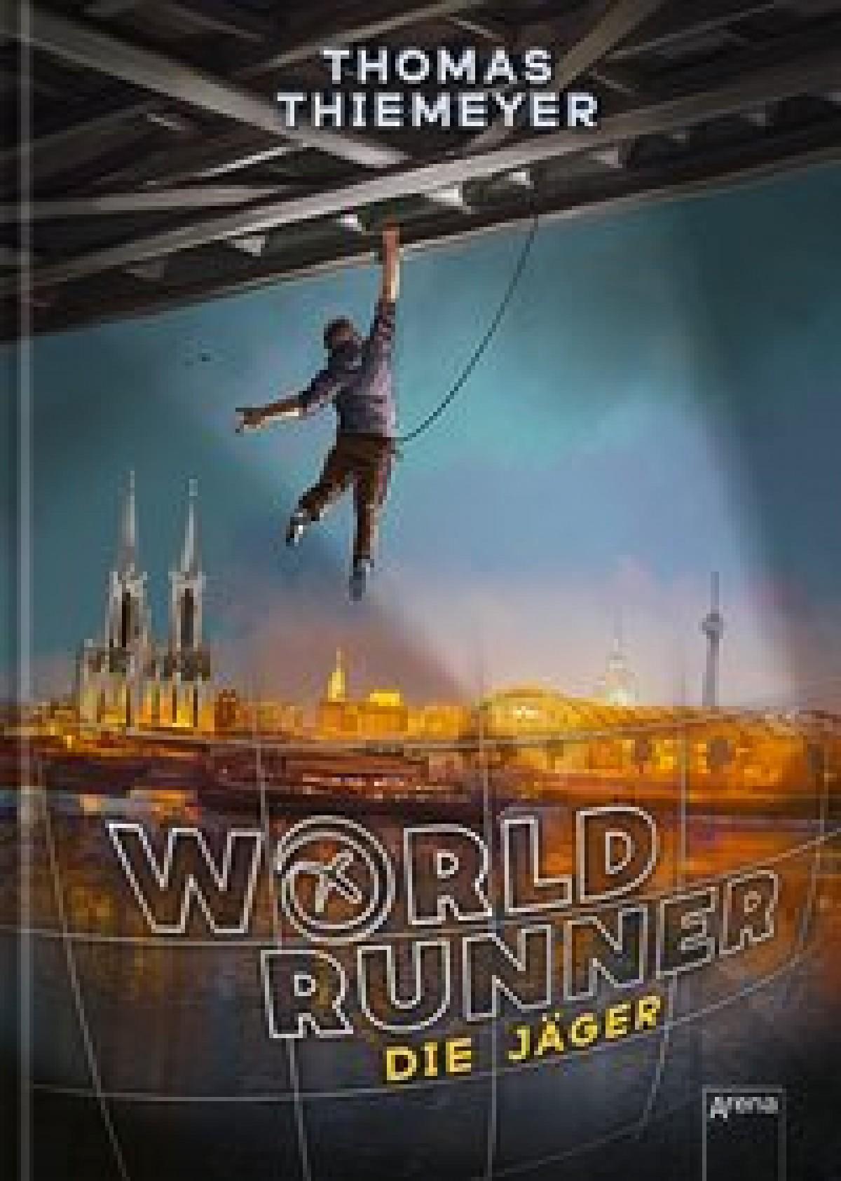 Buch Thomas Thiemeyer, Worldrunner