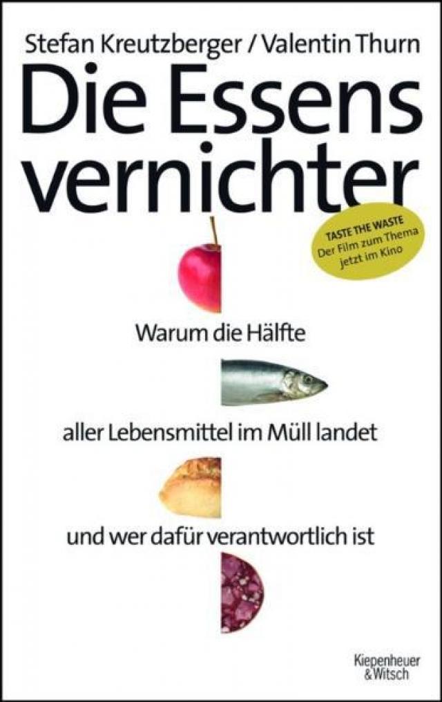 Buch: Die Essensvernichter