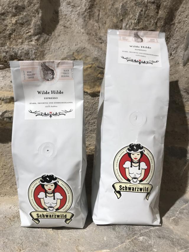 Espresso Wilde Hilde