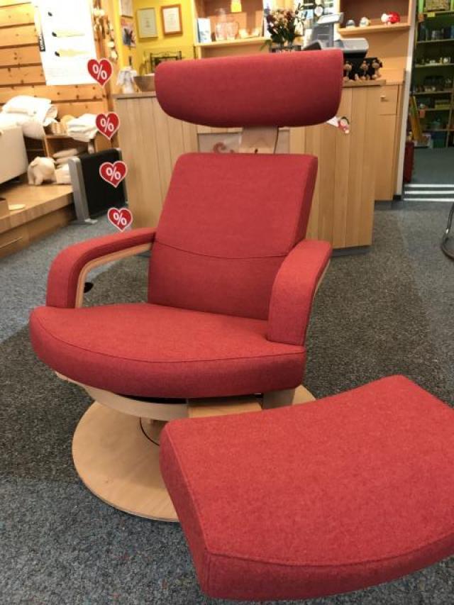 Moizi Relax-Schaukel-Stuhl